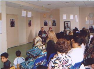 1-Lecture-textes-autour-des-Droits-de-la-Femme-Festival-Transit-2008-Maison-de-quartier-Saint-Ouen