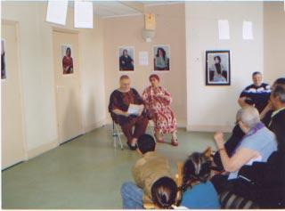 3-Lecture-textes-autour-des-Droits-de-la-Femme-Festival-Transit-2008-Maison-de-quartier-Saint-Ouen